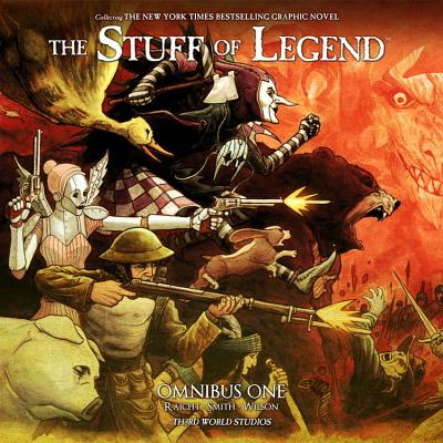 The Stuff of Legend Omnibus1 By Wilson, Charles Paul, III/ Devito, Michael A./ Conkling, Jon/ Raicht, Mike/ Smith, Brian