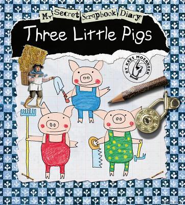 The Three Little Pigs By Moerbeek, Kees (ILT)